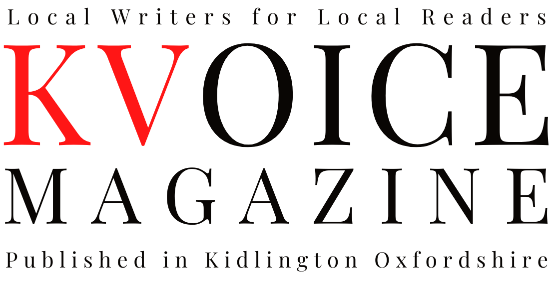 KVoice Magazine Published in Kidlington Oxfordshire